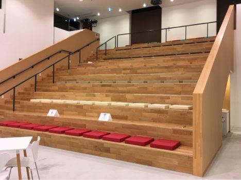 【仙台コワーキングスペース巡り Vol.4】カタールフレンド基金により設立された起業支援複合施設「INTILAQ東北イノベーションセンター」