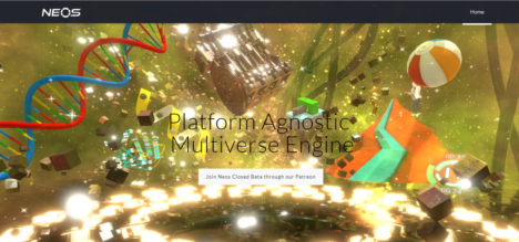 VR空間内でのリアルタイム共同作業を実現する「NeosVR」、5/4よりβテストを開始