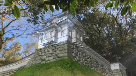シーエスレポーターズとケーブルメディアワイワイ、延岡城 の魅力を伝えるAR/VR対応アプリ「延岡城アプリ」をリリース