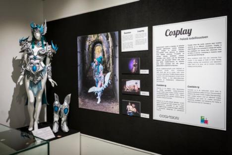 フィンランドゲーム博物館、5/27までゲームキャラのコスプレにフォーカスした特別展「コスプレ