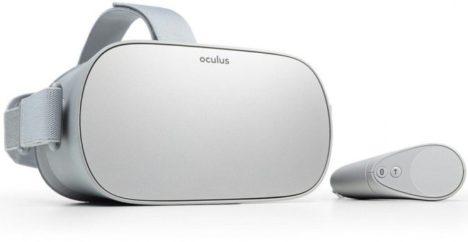 Oculusの一体型VR HMD「Oculus Go」が本日発売 価格は2万3800円~