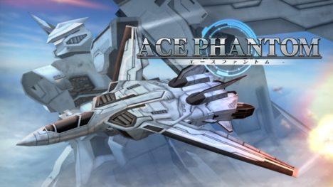 ヴァンガード、戦闘機×変形×360°爽快VRシューティング「ACE PHANTOM」の6DoF対応版をリリース