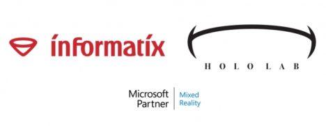ホロラボとインフォマティクス、MReality技術の普及を目指し業務提携