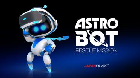 SIE、PS VR専用タイトル「ASTRO BOT:RESCUE MISSION」の国内配信を決定