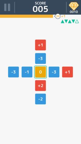 ピコラ、パネルを動かし「0」を作るスマホ向け脳トレパズル「0 -zero-」をリリース
