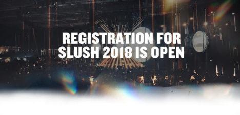 フィンランドの起業フェス「Slush 2018」、超早割チケットを販売開始