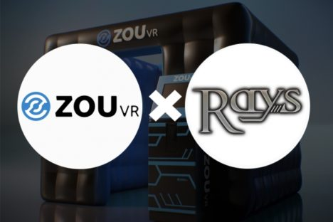 ダズル、移動式VR筐体「ZOU VR Package」にてVRマルチプレイFPS「Rays」を提供