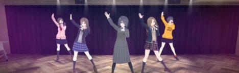 """岩本町芸能社所属の""""VRアイドル""""が新曲を発表"""
