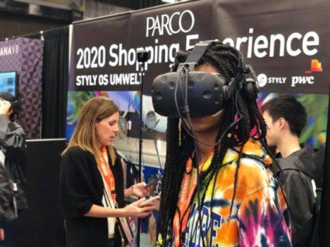 Psychic VR Lab、パルコと共同でVRショッピングコンテンツを開発