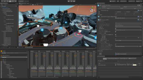 Unity、「Unite Tokyo 2018」にてUnityエディターの日本語化対応プレビュー版を発表