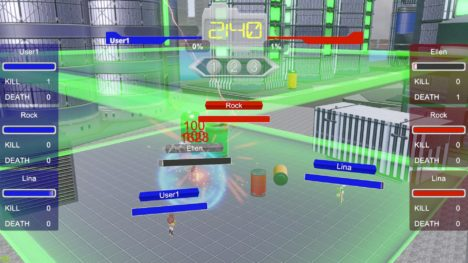 ActEvolve、オンラインマルチプレイヤーVRゲーム「Blitz Freak」の正式リリースを記念しトーナメント大会を開催