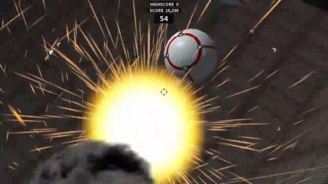 トライアングルサービス、VR対応シューティングゲーム「GyroShooter VR」をリリース