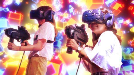 バンダイナムコアミューズメント、VRエンターテインメント施設「VR ZONE」大阪に出店決定