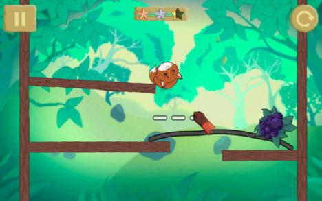 【やってみた】描いた線がそのままオブジェクトになる!フィンランドと日本のコラボにより生まれたアクションパズルゲーム「ぐるぐる動物」