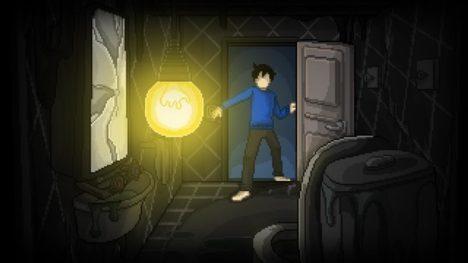 チャットのやり取りのみで拉致監禁された男を救い出す謎解きゲーム「STAY」のPC版がリリース