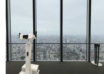 スマートツーリズム(旅×最先端技術)推進「VR旅行体験サービス」事業化に向けた実証実験を「ハルカス300」にて実施決定
