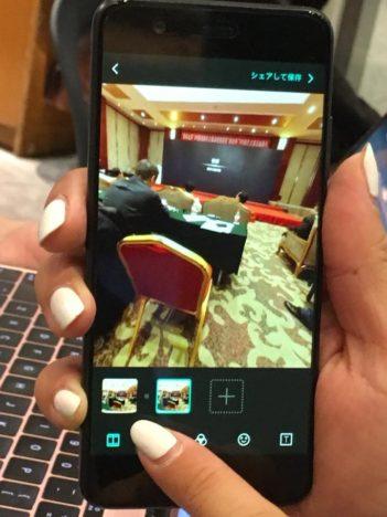 【聞いてきた】360度パノラマにスタンプを貼れる!? 中国発のパノラマ&VRコンテンツプラットフォーム「VeeR VR」