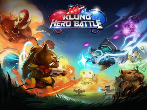 コーラス・ワールドワイド、マッチ3パズルとPvPバトルゲームが合体した「クルーノ:ヒーローバトル」のiOS版をリリース