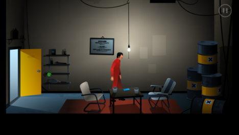 ディストピアが舞台のスマホ向けアドベンチャーゲーム「The Silent Age」の日本語版がリリース