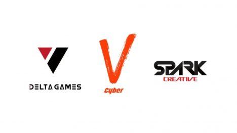 バーチャルYoutuber/ストリーマー事業を手掛けるCyberV、スパーククリエイティブおよびDELTAGAMESと協業