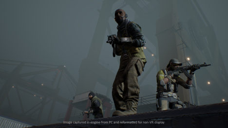 SIE、PS VR向けオンラインFPS「Firewall Zero Hour」を8/30にリリース