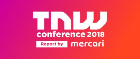 メルカリ、6/14にイベント「TNW Conference 報告会」を開催