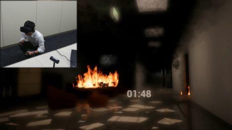 大阪市消防局、理経の「避難体験VR」を採用