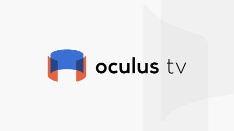 Oculus、Oculus Go向けのホームシアターアプリ「Oculus TV」をリリース