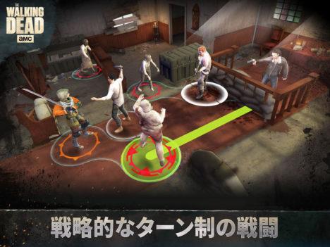 フィンランドのNext Games、人気ドラマ「ウォーキング・デッド」のスマホゲーム「The Walking Dead: No Man's Land」を日本でもリリース