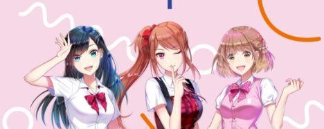 3人組バーチャルYouTuberアイドルユニット「Alt!!」が今夏デビュー