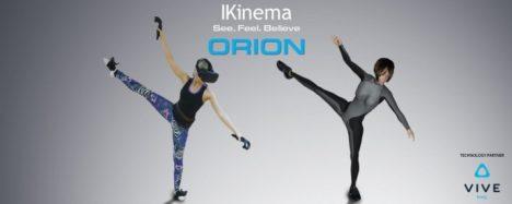 Mogura、HTC Viveで動くモーションキャプチャーシステム「IKinema Orion」の購入者向けにViveトラッカーを数量限定で発売