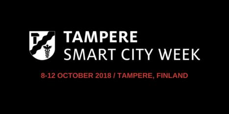 フィンランド・タンペレ市、10/8~12に街ぐるみのTechの祭典「Tampere Smart City Week」を開催