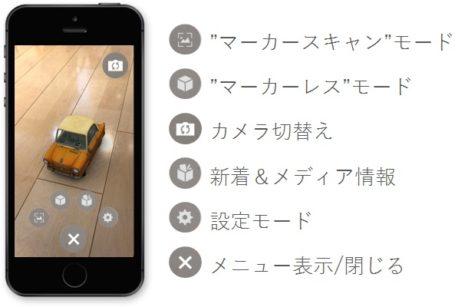 メガハウスとエレコム、月額980円から利用可能なARのワンストップ・サービス「@AR」を提供開始