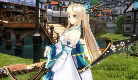 セガゲームス、7/11にPS VR向けコンテンツ「VRフィギュア from シャイニング -キリカ・トワ・アルマ-」を配信決定
