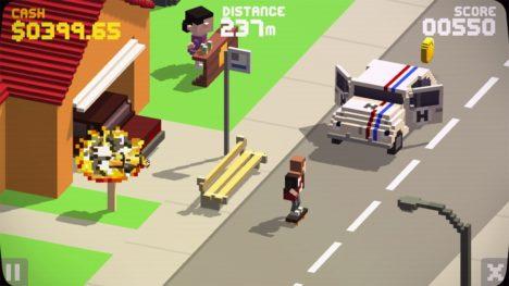 コーラス・ワールドワイド、海賊ビデオ配達で稼ぐアクションゲーム「ザ・ビデオキッド」のiOS版をリリース