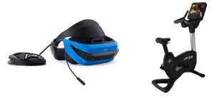 日本エイサーとライフ・フィットネス・ジャパン、Acer Windows Mixed Realityを使用したVRフィットネスキットを受注開始