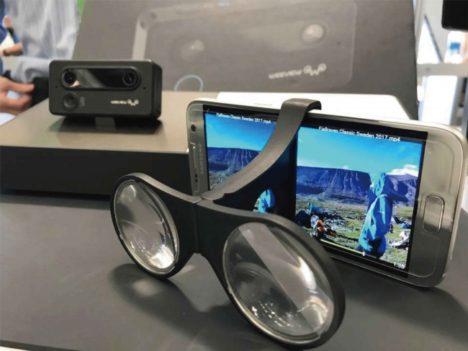 INTERAK、クラウドファンディングで目標500%達成の3Dカメラ「SID 3Dカメラ」の体験会を7/29に開催