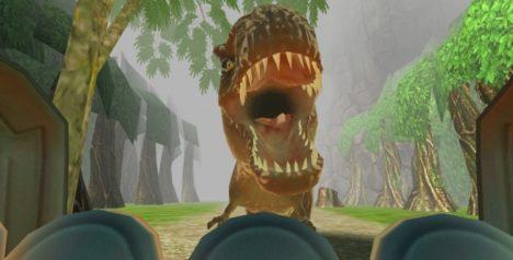 あすたむらんど徳島にて「VR恐竜ツアーズ」が期間限定オープン