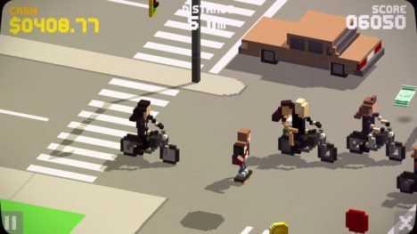 コーラス・ワールドワイド、海賊ビデオ配達で稼ぐアクションゲーム「ザ・ビデオキッド」を8/30より各プラットフォームにて順次配信