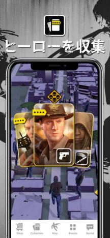 フィンランドのNext Games、人気ソンビドラマシリーズ「ウォーキング・デッド」の位置ゲー「The Walking Dead:Our World」をリリース