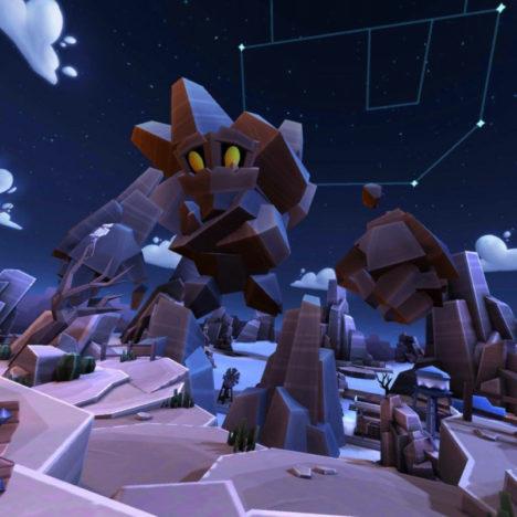 【やってみた】夜空の星をつないで星座を作ると何かが起こる! VR点つなぎゲーム「A Night Sky」
