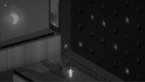 【やってみた】建築家兄弟が開発したモノクロ映画のように美しい謎解きゲーム「Starman: Tale of Light」