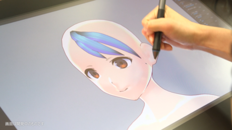 pixiv、2Dの絵を描く感覚で3Dキャラクターを作れる「VRoid Studio」β版を先行ユーザー応募者へ提供開始 一般公開は8/3から