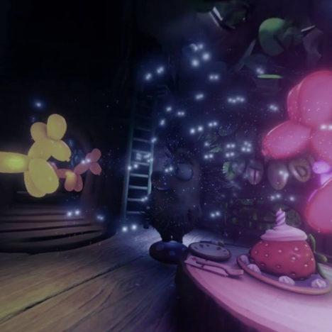 【見てみた】エミー賞受賞VR作品の先駆け 寂しいハリネズミのVRアニメ「Henry」