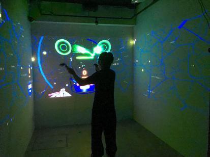 ゲーム特化型VRプラットフォーム「V-REVOLUTION」の新機能「VR ROOMシステム」、東京ゲームショウ2018に出展