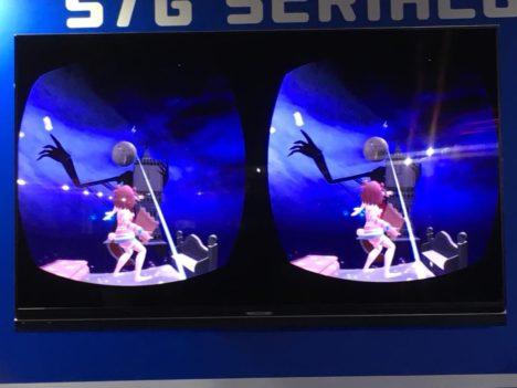 【TGS2018レポート】枕投げで悪夢を撃退するVRシューティング(?)ゲーム「東京ナイトメアガール」