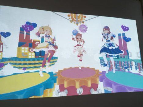 【TGS2018レポート】アイドルが目で歌って踊ってくれる夢のようなVRコンテンツ「Hop Step Sing! 覗かないでNAKEDハート」
