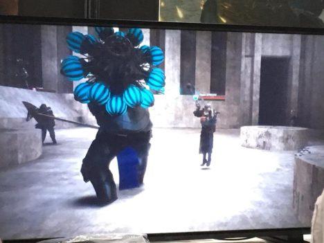 【TGS2018レポート】武器の質感や重さも感じられるリアルなVR剣戟アクションゲーム「ソード・オブ・ガルガンチュア」を遂にプレイ!