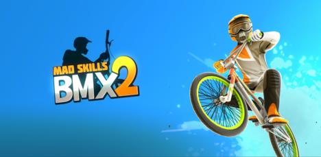 スウェーデンのTurborilla、スマホ向けBMXレースゲーム「MAD SKILLS BMX 2」の日本語版をリリース
