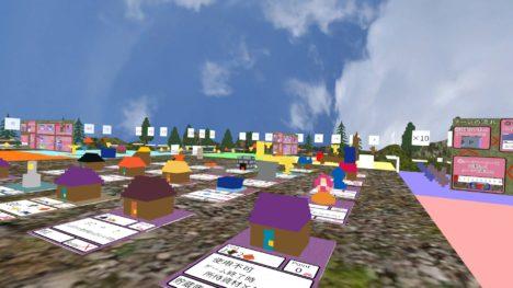 VRChatで遊べるボードゲーム「FairyLife」の一般公開がスタート